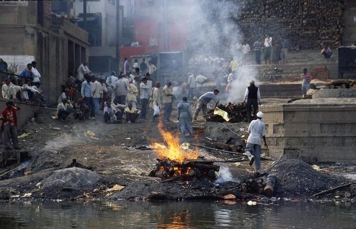 Индия. Священный город Варанаси