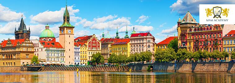 Образовательный тур «Летние каникулы в Праге (в Академии MSM)»