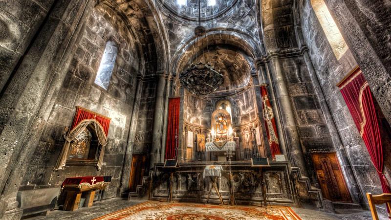 Экскурсионные туры в Армению: Монастырь Гегард
