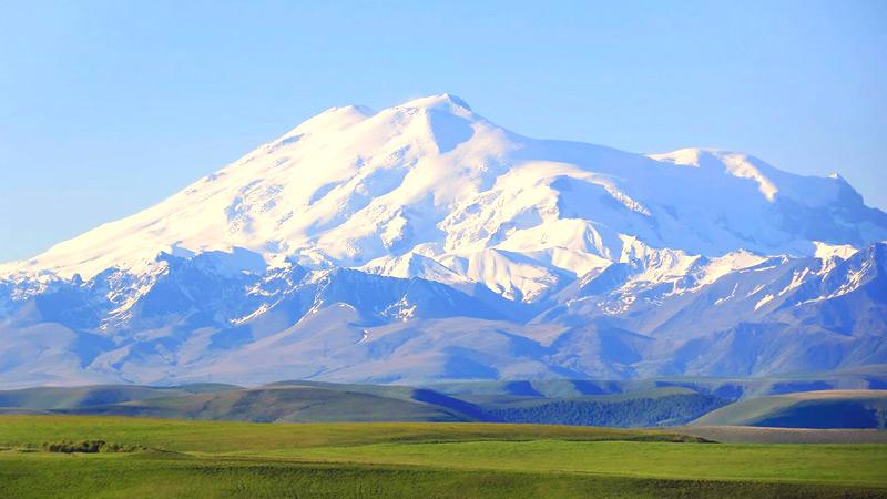 Сокровища Северного Кавказа: Эльбрус