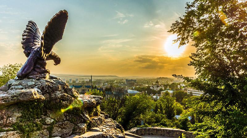 Сокровища Северного Кавказа: Минеральные воды