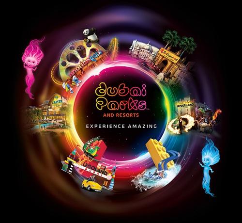 DUBAI PARKS – удивительный мир развлечений для отдыха с детьми в Дубае ОАЭ