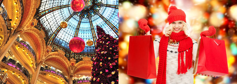 Рождественские распродажи в Европе