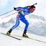 Антон Шипулин - российский биатлонист