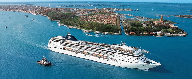 Морские круизы 2017-2018 MSC Cruises