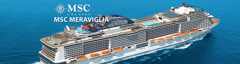 Спецпредложения от MSC Cruises