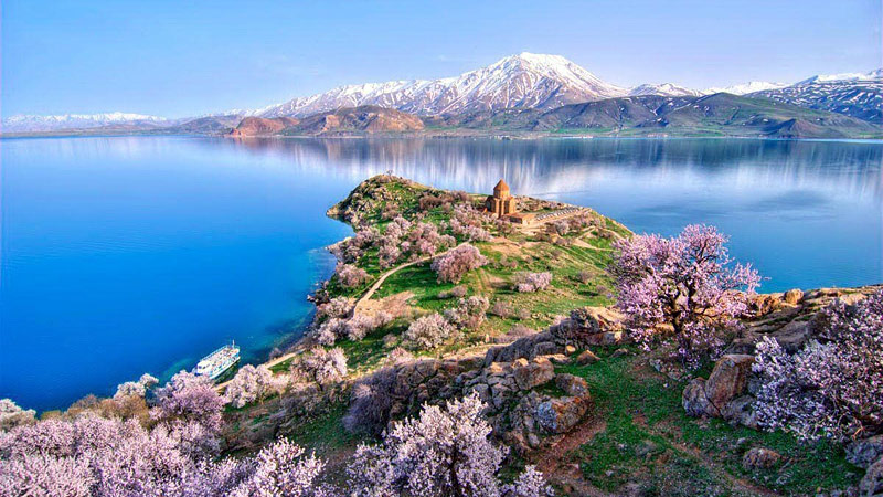 Экскурсионные туры в Армению: Озеро Севан