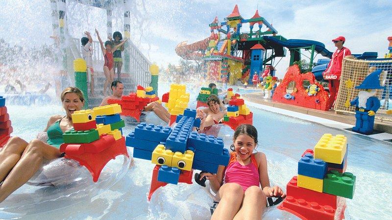 LEGOLAND Water Park - аквапарк для семейного отдыха с детьми
