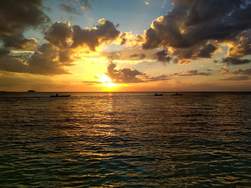Филиппинский закат