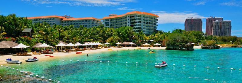Отель Shangri-La's Mactan Island Resort 5*