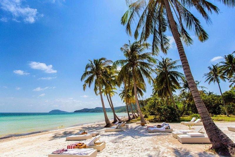 Пляж Бай Сао Бич (Bai Sao Beach)