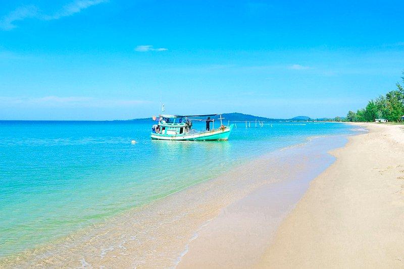 Пляж Бай Онг Ланг (Вai Ong Lang)