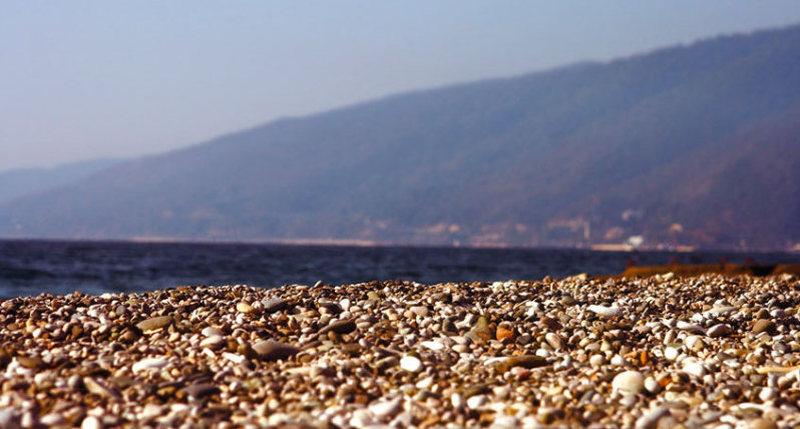 Пляж Гагра